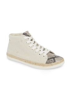 Dolce Vita Akello Espadrille High Top Sneaker (Women)