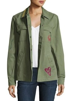 Dolce Vita Asher Embroidered Jacket