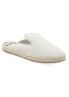 Dolce Vita Baz Leather Espadrille Smoking Slippers
