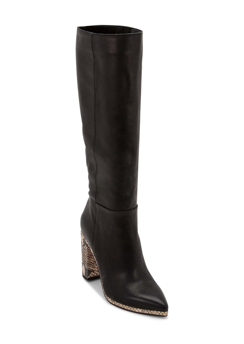 Dolce Vita Becker Tall Pointy Toe Boot (Women)