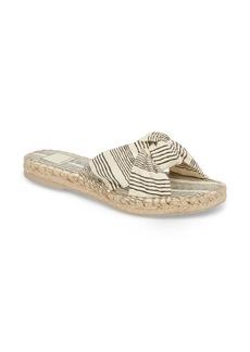 Dolce Vita Benicia Knotted Slide Sandal (Women)