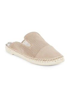 Dolce Vita Bradyn Slip-On Leather Espadrille Mules
