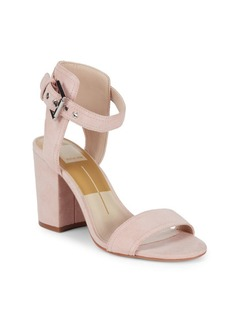 Calissa Suede Sandals