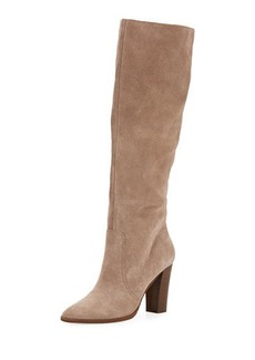 Dolce Vita Caryn Over-the-Knee Boho Suede Boot