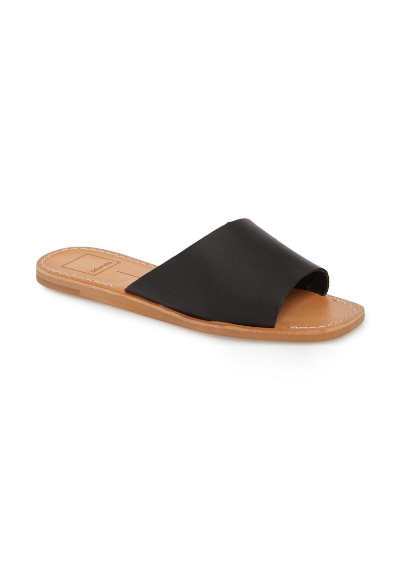 92e5124b95d Dolce Vita Dolce Vita Cato Asymmetrical Slide Sandal (Women)