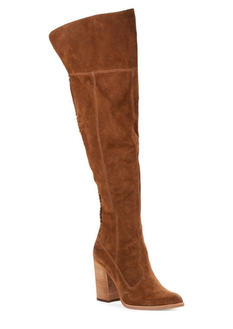c6eaf6971a8 Dolce Vita Dolce Vita Cliff Suede Over-the-Knee Boots