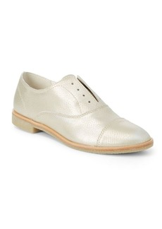 Dolce Vita Cooper Silver Slip-On Shoes