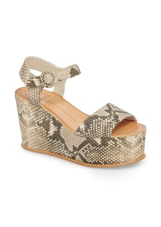 Dolce Vita Datiah Platform Wedge Sandal (Women)