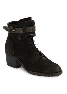 Dolce Vita Dixie Nubuck Leather Booties