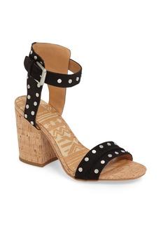 Dolce Vita Essie Studded Block Heel Sandal (Women)