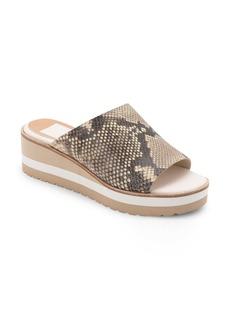 Dolce Vita Freta Platform Wedge Sandal (Women)