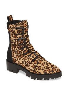 Dolce Vita Gaven Lug Genuine Calf Hair Boot (Women)