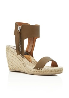 Dolce Vita Gisele Ankle Strap Espadrille Wedge Sandals