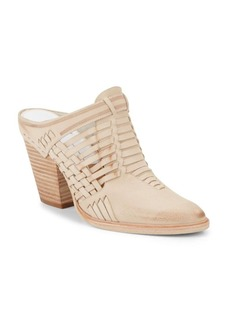 Dolce Vita Heely Leather Mules