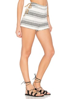 Dolce Vita Holly Short in Black & White. - size M (also in S,XS)