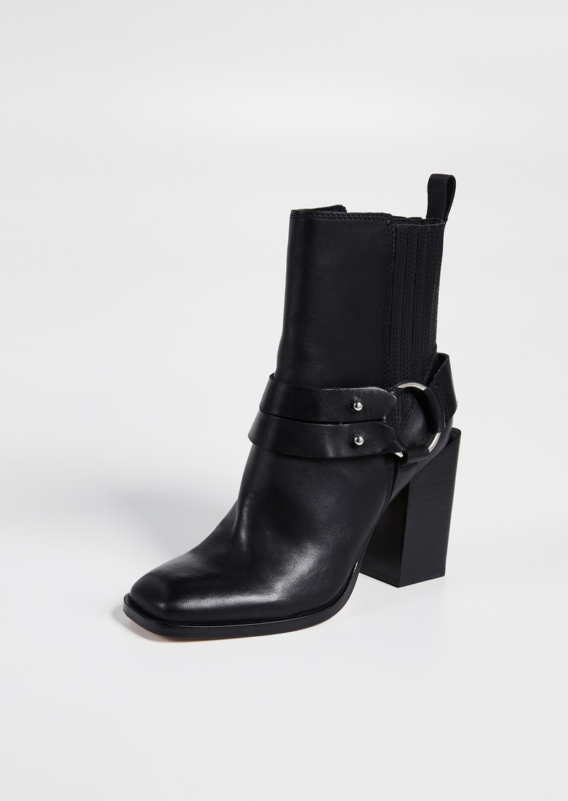 bad27b62d90 Dolce Vita Dolce Vita Isara Block Heel Booties Now  80.00