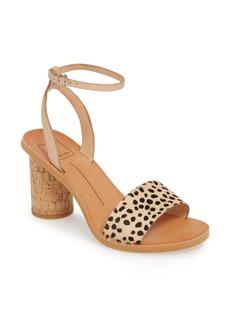 Dolce Vita Jali Column Heel Sandal (Women)