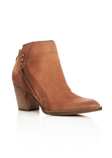 Dolce Vita Jessie Double Zip Booties