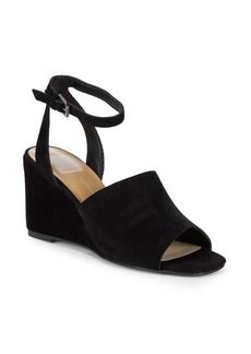 Kalie Leather Wedge Sandals