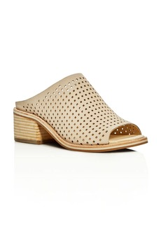 Dolce Vita Kyla Perforated Slide Sandals