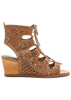 Dolce Vita Lamont Wedge in Brown. - size 8.5 (also in 6.5,10)