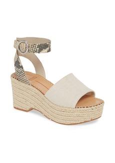 Dolce Vita Lesly Espadrille Platform Sandal (Women)
