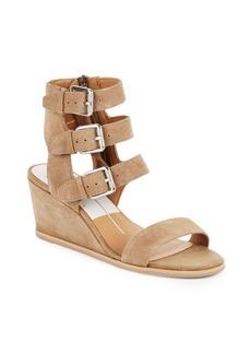 Dolce Vita Lindsi Open-Toe Wedge Sandals