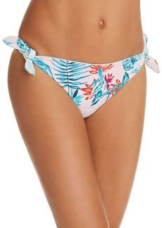 Dolce Vita Little Surfer Girl Reversible Flutter Bikini Bottom