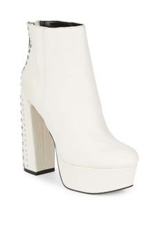 Dolce Vita Liv Studded Platform Ankle Boots