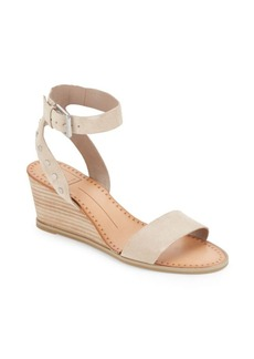 Dolce Vita Lorka Suede Wedge Sandals