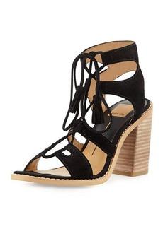 Dolce Vita Lynlee Tassel Lace-Up Sandal