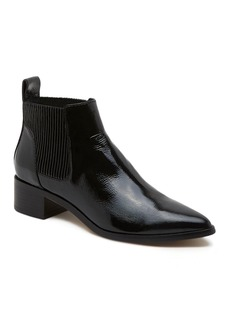 Dolce Vita Macie Patent Leather Chelsea Booties