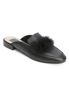 Dolce Vita Maura Leather Mules