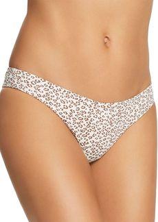 Dolce Vita Micro Cheetah Bikini Bottom