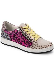 Dolce Vita Miya Lace-Up Zip Sneakers Women's Shoes