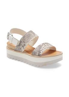 Dolce Vita Moxie Platform Wedge Sandal (Women)