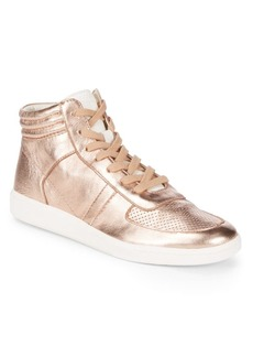 Dolce Vita Nate Leather Sneakers