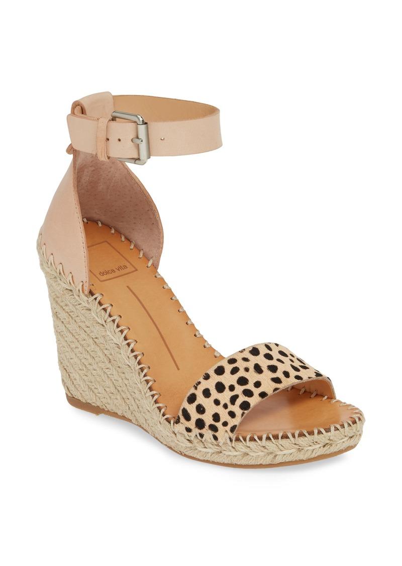 Dolce Vita Noor Espadrille Wedge Sandal (Women)