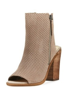 Dolce Vita Noraly Perforated Dress Bootie