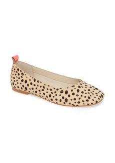 Dolce Vita Ozzie Genuine Calf Hair Flat (Women)