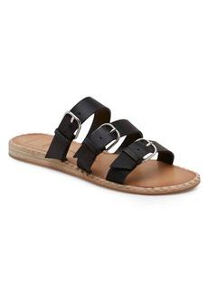 Dolce Vita Para Buckle Slide Sandals