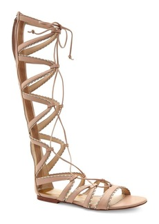 Dolce Vita Raleigh Leather Gladiator Sandals