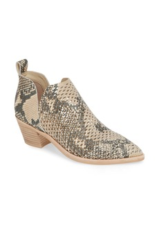 Dolce Vita Sher Perforated Bootie (Women)