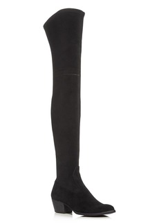 Dolce Vita Sparrow Over The Knee Low Heel Boots