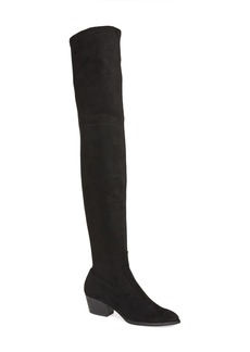 Dolce Vita 'Sparrow' Thigh High Almond Toe Boot (Women)