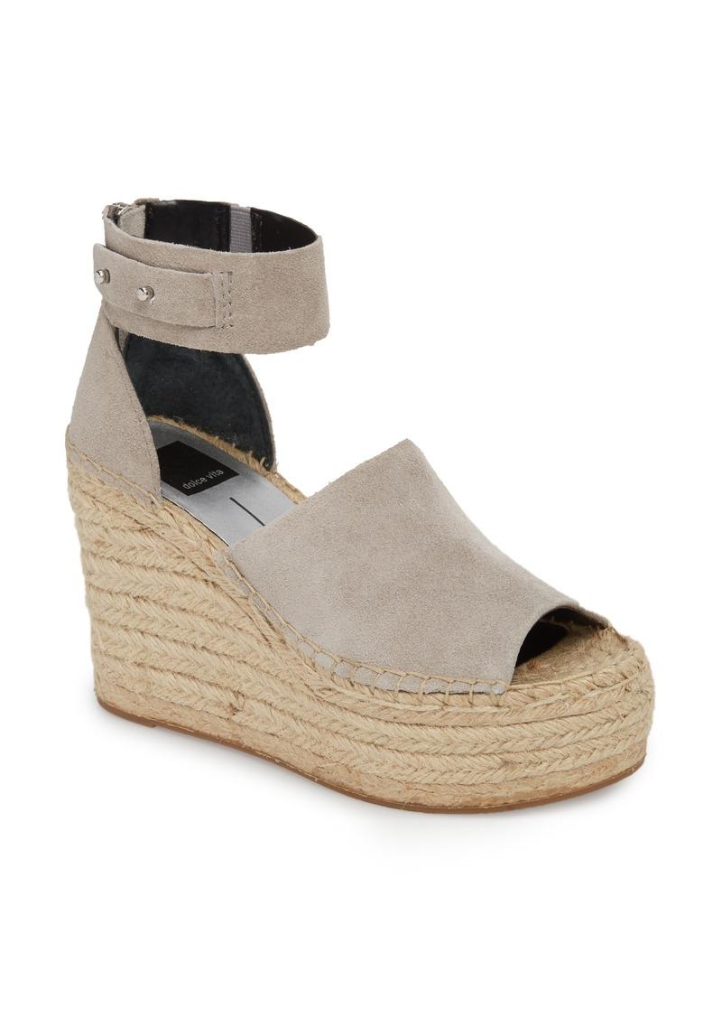 48178609b0598 Straw Wedge Espadrille Sandal (Women)