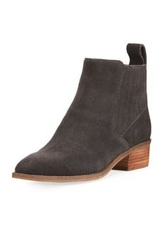 Dolce Vita Tawny Suede Stitched Chelsea Bootie