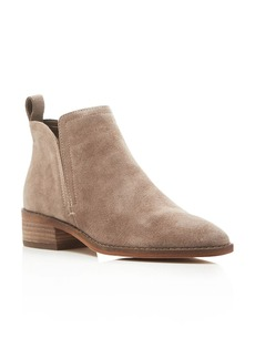 Dolce Vita Tessey Low Heel Booties