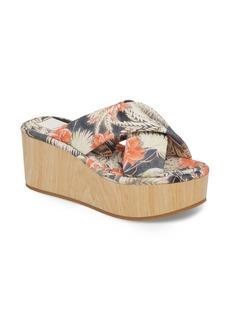 Dolce Vita Vinita Cross Strap Platform Sandal (Women)