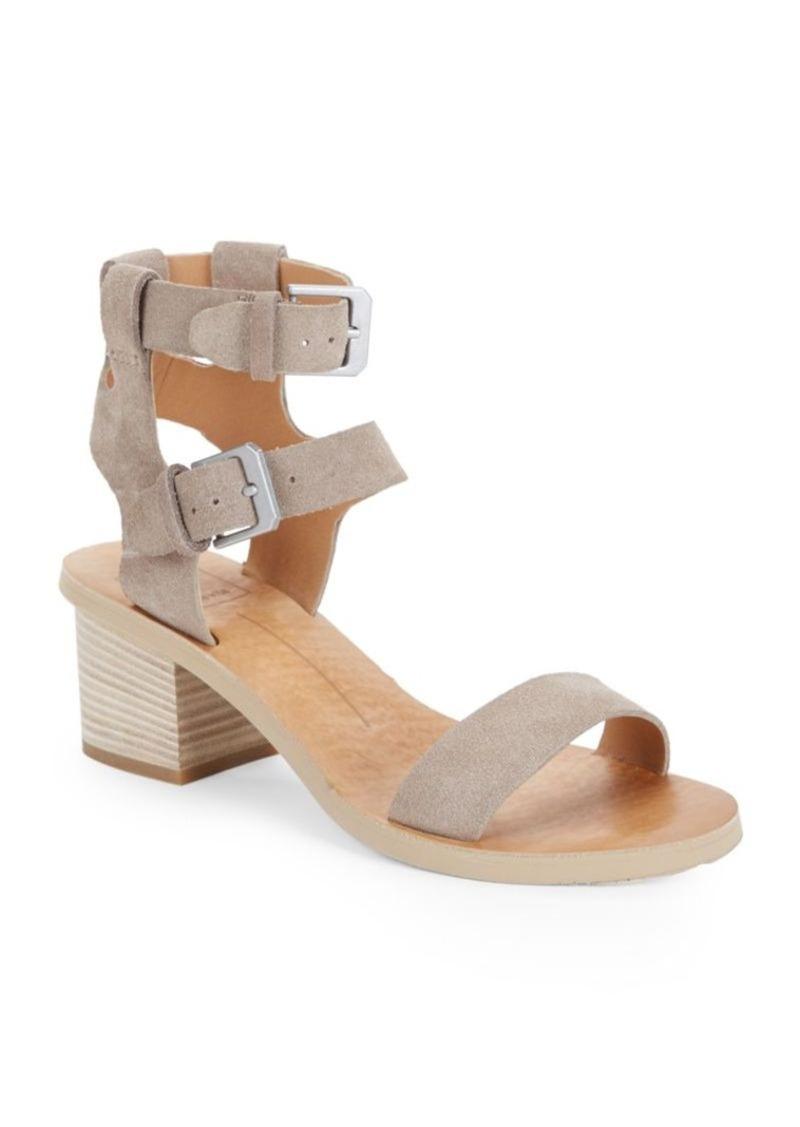 0e6fa92bd5c Dolce Vita Dolce Vita West Suede Block Heel Sandals